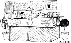 coffee-shop et dry bar sans alcool, Cozette propose une nouvelle vision de la fête sans alcool