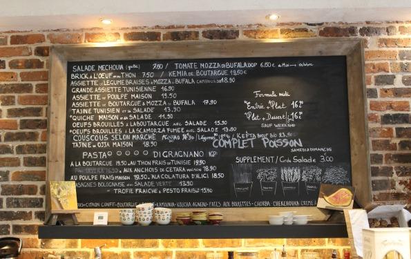 Restaurant bio et halal Figue et Olive epicerie fine