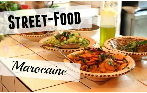 Street-food marocaine par le Chef Abdel Alaoui