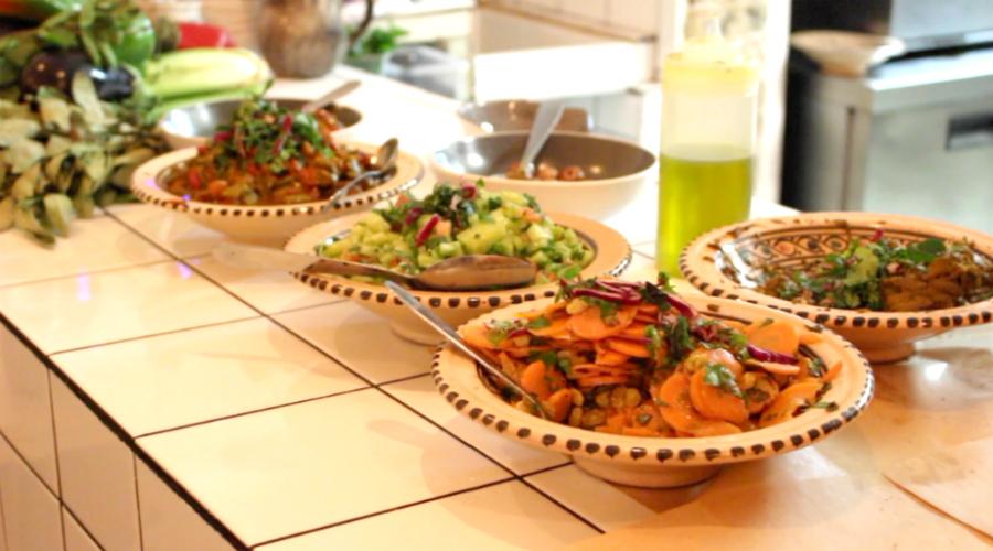 Yemma cantine de street-food marocaine à Paris