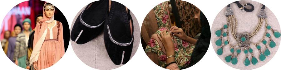 Gulshaan est une marque éthique issue de la modest fashion